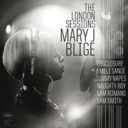 Mary J. Blige, The London Sessions (LP)
