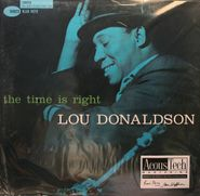 Lou Donaldson, The Time Is Right [Limited Edition, 45 rpm] (LP)