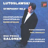 Witold Lutoslawski, Lutoslawski: Piano Concerto / Symphony 2 (CD)