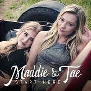 Maddie & Tae, Start Here (CD)