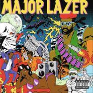 Major Lazer, Guns Don't Kill People...Lazers Do (CD)