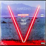 Maroon 5, V [Red Vinyl] (LP)
