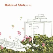 Mates Of State, All Day (CD)