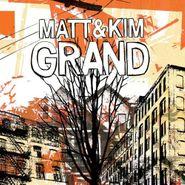 Matt & Kim, Grand (CD)