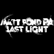 matt pond PA, Last Light (CD)