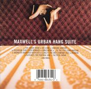 Maxwell, Maxwell's Urban Hang Suite (CD)