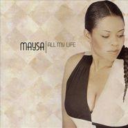 Maysa, All My Life (CD)