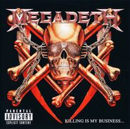 Megadeth, Killing Is My Business (CD)