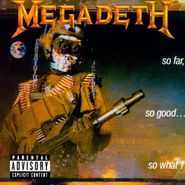 Megadeth, So Far So Good... So What! (CD)