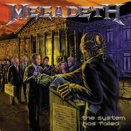 Megadeth, The System Has Failed (CD)