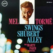 Mel Tormé, Swings Shubert Alley (CD)