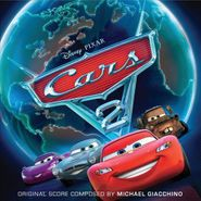 Michael Giacchino, Cars 2 [OST] (CD)