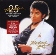 Michael Jackson, Thriller [Remastered 25th Anniversary Edition] (LP)