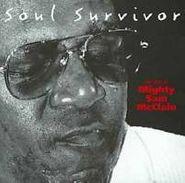 Mighty Sam McClain, Soul Survivor: The Best of Mighty Sam McClain [SACD] (CD)