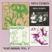 Minutemen, Post-Mersh No. 3 (CD)