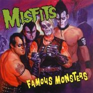 Misfits, Famous Monsters (CD)