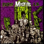 Misfits, Earth A.D. [Signed By Doyle] (LP)
