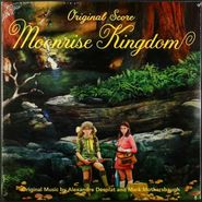 "Alexandre Desplat, Moonrise Kingdom [Black Friday Score] (10"")"