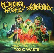 Municipal Waste, Toxic Waste [Limited Edition Green Splatter] (LP)