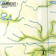 Brian Eno, Ambient 1: Music for Airports (CD)