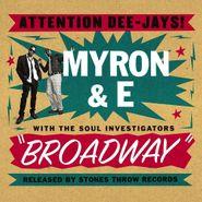 Myron & E, Broadway (CD)