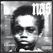 Nas, Illmatic [10 Year Anniversary Illmatic Platinum Series] (CD)