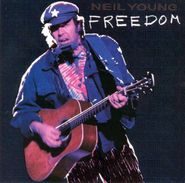 Neil Young, Freedom (CD)