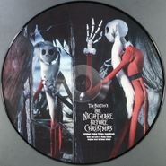 Danny Elfman, The Nightmare Before Christmas [Score Picture Disc] (LP)