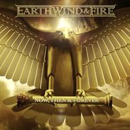 Earth, Wind & Fire, Now, Then & Forever (CD)