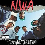 N.W.A., Straight Outta Compton (CD)