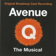 Various Artists, Avenue Q [2003 Original Broadway Cast] (CD)
