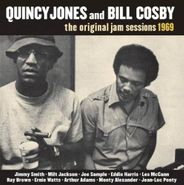 Quincy Jones, The Original Jam Sessions 1969 (CD)