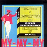 Otis Redding, Complete & Unbelievable: The Otis Redding Dictionary Of Soul (CD)