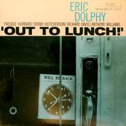 Eric Dolphy, Out To Lunch [Blue & White Liberty Label] (LP)
