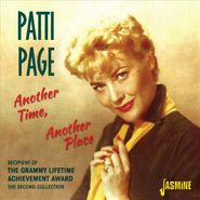 Patti Page, Another Time, Another Place [Import] (CD)