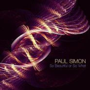 Paul Simon, So Beautiful Or So What (CD)