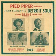 Various Artists, Pied Piper Presents: A New Concept in Detroit Soul (CD)