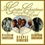Pilgrim Travelers, A Gospel Christmas Card (CD)