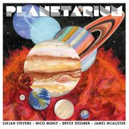 Sufjan Stevens, Planetarium (CD)