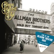 The Allman Brothers Band, Play All Night: Live At The Beacon Theater 1992 (CD)
