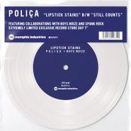 "Poliça, Lipstick Stains / Still Counts [Record Store Day] (7"")"