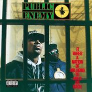 Public Enemy, It Takes a Nation of Millions to Hold Us Back (CD)