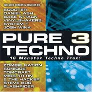 Various Artists, Pure Techno 3: 16 Monster Techno Trax! (CD)