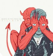 Queens Of The Stone Age, Villains (CD)