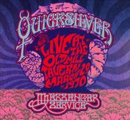 Quicksilver Messenger Service, Live At The Old Mill Tavern March 29, 1970 (CD)