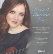 Felix Mendelssohn, Mendelssohn & Schumann Violin Concertos / Beethoven Romances (CD)