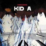 Radiohead, Kid A (CD)