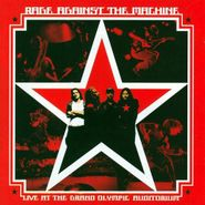 Rage Against The Machine, Live At The Grand Olympic Auditorium (CD)