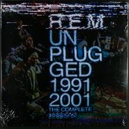R.E.M., Unplugged 1991 & 2001 - The Complete Sessions [4LP] [Record Store Day] (LP)