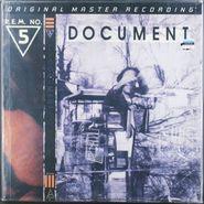 R.E.M., Document [MFSL] (LP)